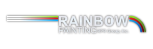 Rainbow Painting Logo Small
